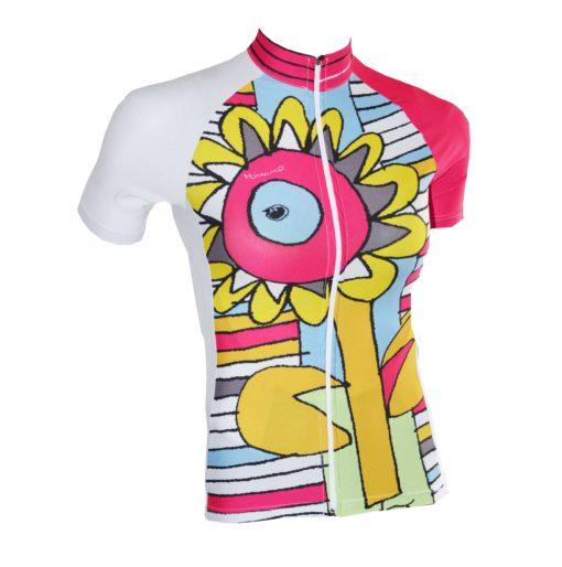 model easy lady cycling jerzeys
