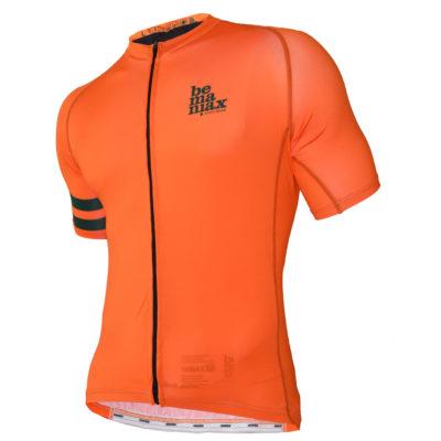cyklo dres oranžový